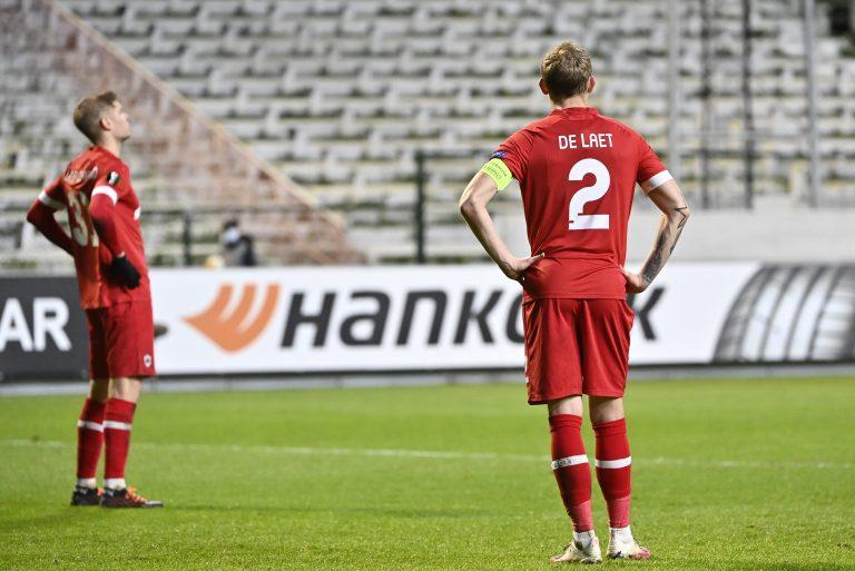 """Guts and heart"" – Rangers finally wake up in Belgium"