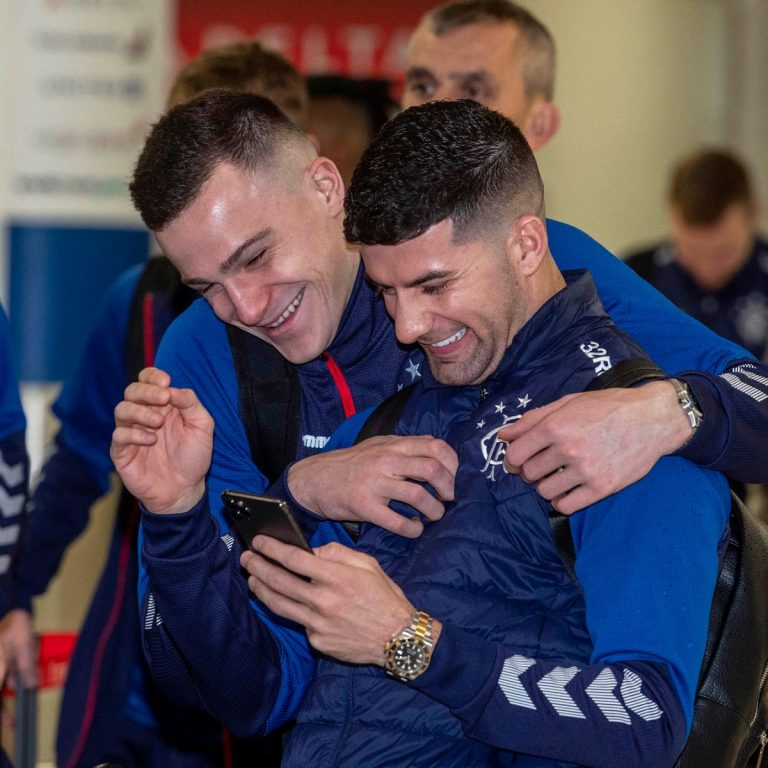 Rangers star's 'grudge' can lead to second chance…