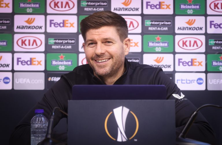 Rangers fans' concern is growing – time for Stevie to sort it