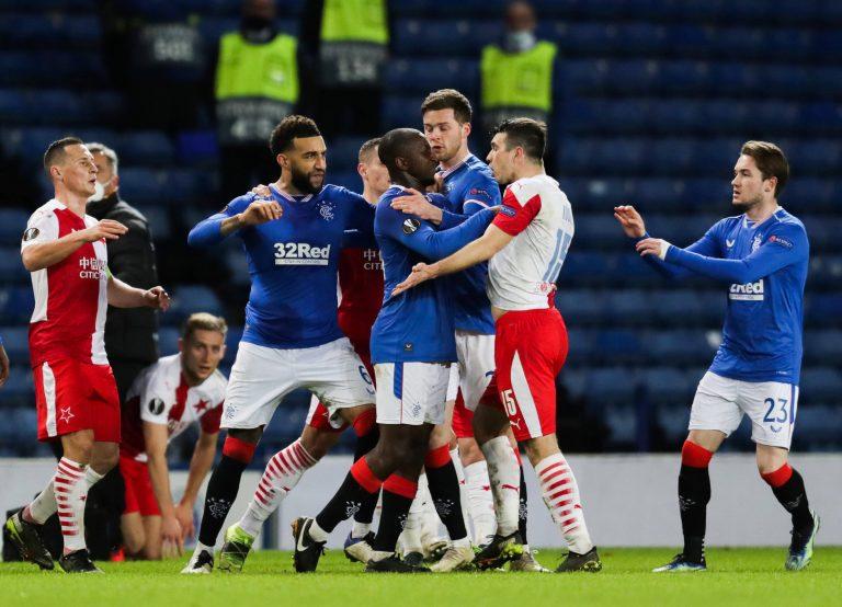 Praha latest as black players 'vanish'…