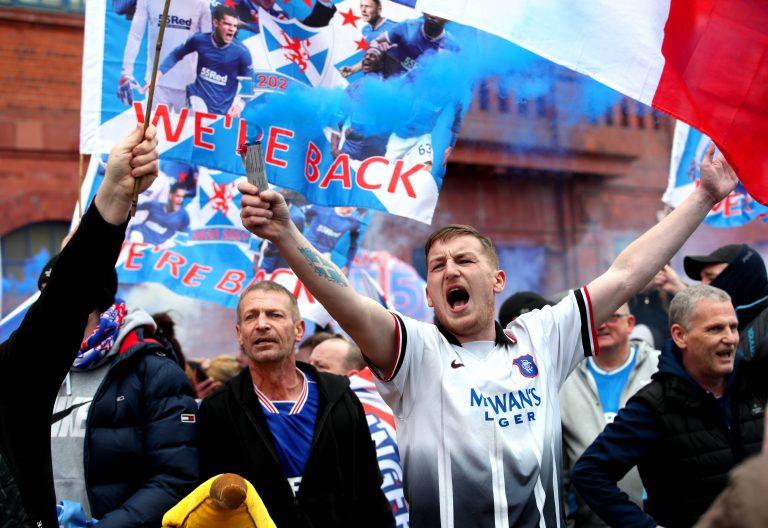 Despite EL exit, Rangers deliver UCL stunner to Scotland