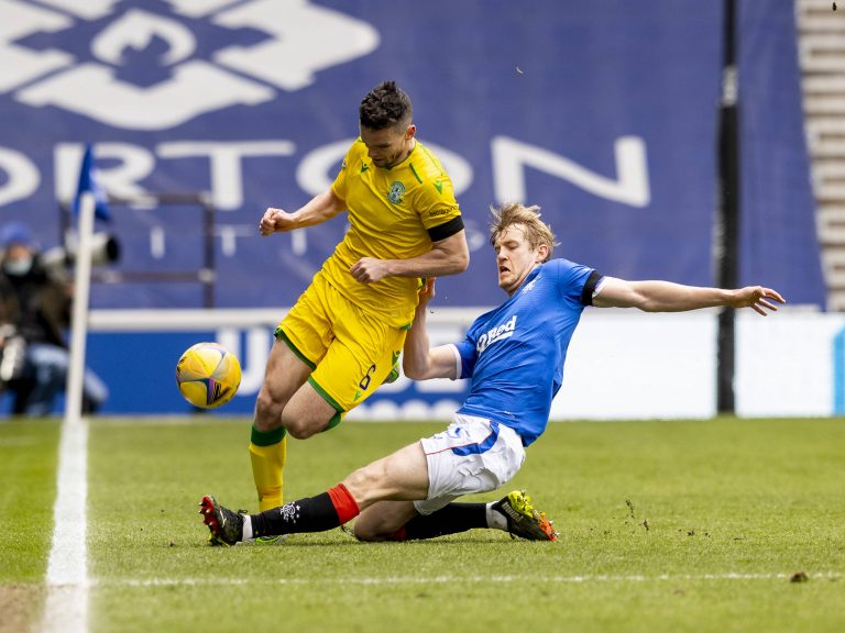 Rangers star 'fails' to reject PL transfer story