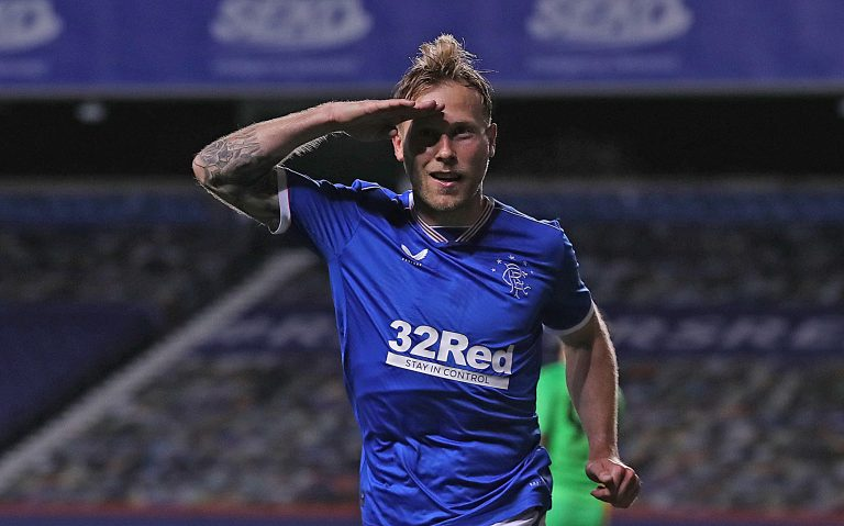 Flurry of Ibrox contracts, but one man is missing