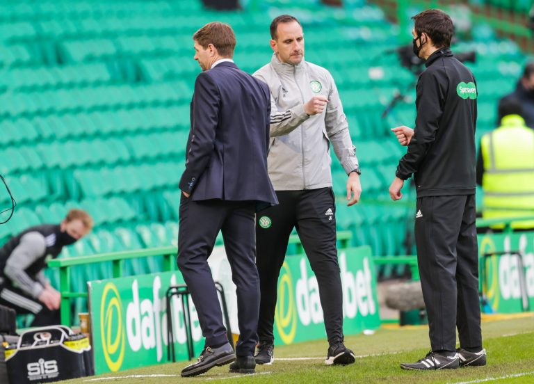 Celtic manager doubles down on 'best team' claim…