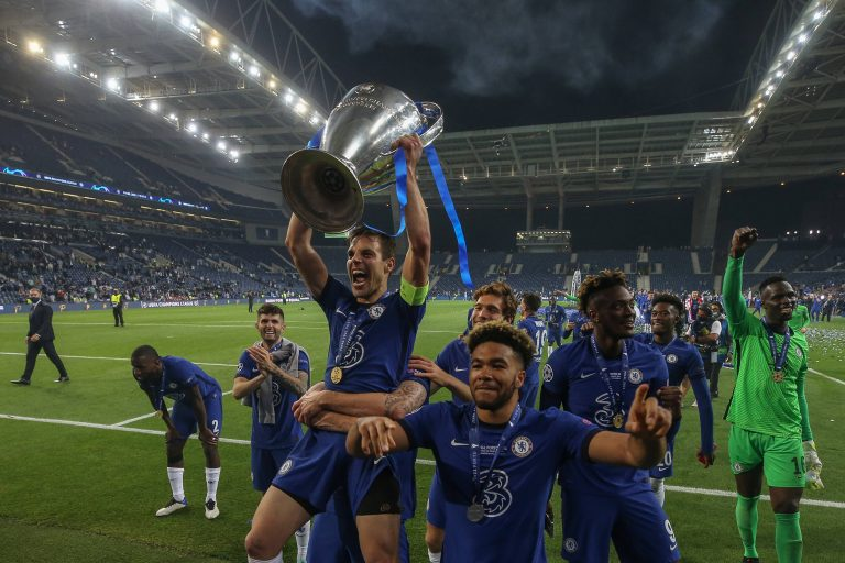 How does Chelsea's CL glory help Rangers?