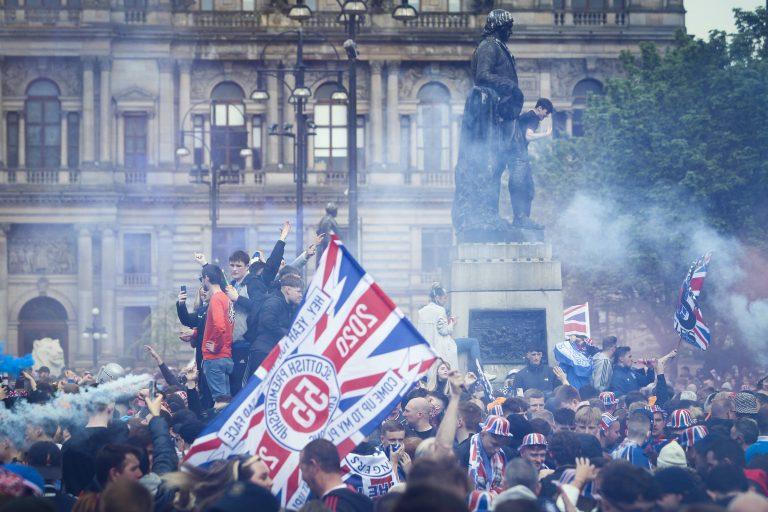 MSP announces he's 'sick' of Rangers