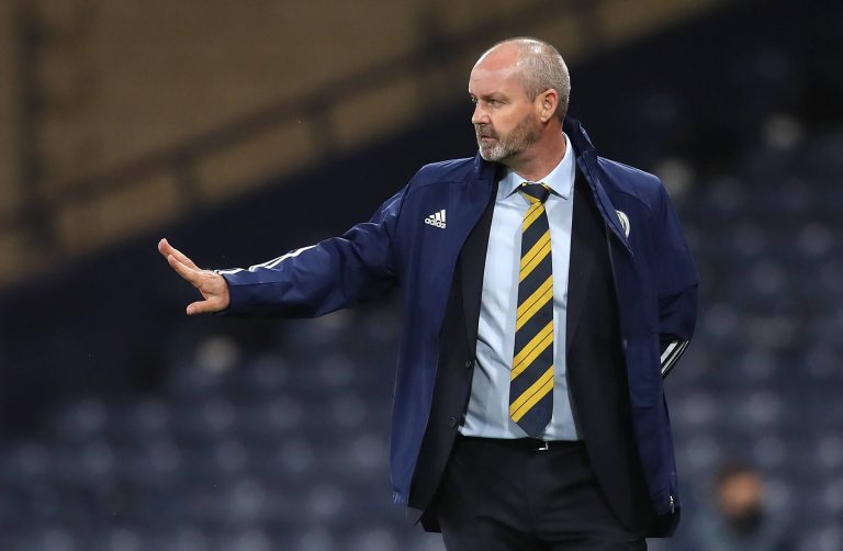 Scotland shock points hand of fate at Rangers