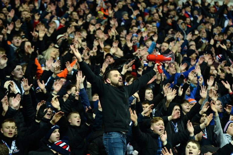 45K reasons for Rangers' new share issue